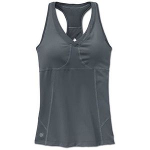 Athleta VaVa Workout Tank with Built In Bra - 34B